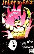CHRONOS Infierno Rock album cover