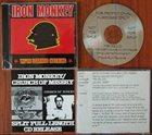 CHURCH OF MISERY Iron Monkey / Church of Misery album cover