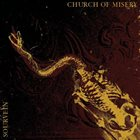 CHURCH OF MISERY Sourvein / Church of Misery album cover