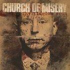 CHURCH OF MISERY Thy Kingdom Scum album cover