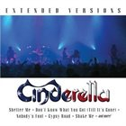 CINDERELLA Extended Versions album cover
