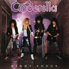 CINDERELLA Night Songs Album Cover