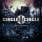 CIRCLE II CIRCLE Reign of Darkness album cover