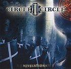 CIRCLE II CIRCLE Revelations album cover