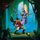 CIRITH UNGOL King of the Dead album cover