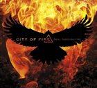 CITY OF FIRE Trial Through Fire album cover