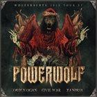 CIVIL WAR Wolfsnächte 2015 Tour EP album cover