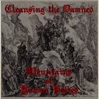 CLEANSING THE DAMNED Mountains Of Human Bodies album cover