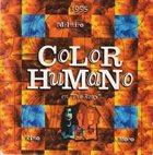 COLOR HUMANO En el Roxy album cover