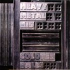 COLOURED BALLS Heavy Metal Kid album cover