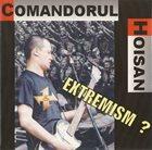 COMANDORUL HOISAN Extremism? album cover