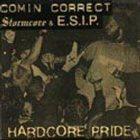 COMIN' CORRECT Hardcore Pride album cover