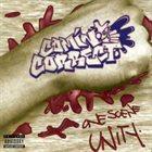 COMIN' CORRECT One Scene Unity album cover