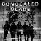CONCEALED BLADE Concealed Blade album cover