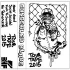 CONCEALED BLADE Tour Tape 2015 album cover