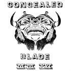 CONCEALED BLADE Tour Tape 2016 album cover