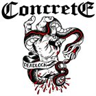 CONCRETE (NY) Deadlock album cover