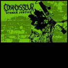 CONNOISSEUR Stoner Justice album cover