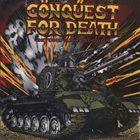 CONQUEST FOR DEATH Beyond Armageddon album cover