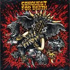 CONQUEST FOR DEATH Conquest For Death album cover