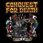CONQUEST FOR DEATH Many Nations, One Underground album cover