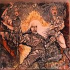 CONQUEST OF STEEL Priests of Metal album cover