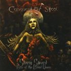 CONQUEST OF STEEL Storm Sword: Rise of the Dread Queen album cover