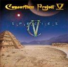 CONSORTIUM PROJECT Consortium Project V: Species album cover