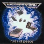 CONTRADICTION Rules of Peace album cover