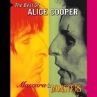 ALICE COOPER Mascara And Monsters: Best Of Alice Cooper album cover