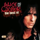 ALICE COOPER Spark In The Dark: The Best Of Alice Cooper album cover
