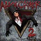 ALICE COOPER Welcome 2 My Nightmare album cover