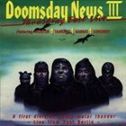 CORONER Doomsday News III - Thrashing East Live album cover
