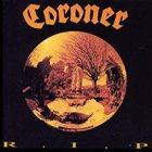 CORONER R.I.P. album cover