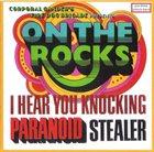 CORPORAL GANDER'S FIRE DOG BRIGADE On The Rocks album cover