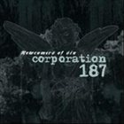 CORPORATION 187 Newcomers of Sin album cover