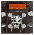 CORROSION OF CONFORMITY Broken Man album cover