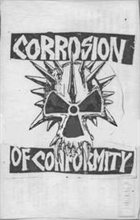 CORROSION OF CONFORMITY Demo '84 album cover