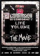 CORROSION OF CONFORMITY — Live Volume: The Movie album cover