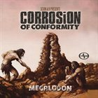 CORROSION OF CONFORMITY Megalodon album cover
