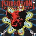CORROSION OF CONFORMITY Wiseblood Album Cover
