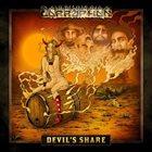 CORRUPTION Devil's Share album cover