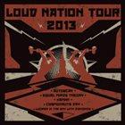 COSMONAUTS DAY Loud Nation Live 2013 album cover