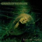 COUNCIL OF THE FALLEN Sever All Negatives album cover