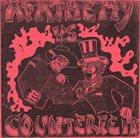 COUNTERFEIT Apathemy / Counterfeit album cover