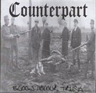 COUNTERPART Blood Honour Trust album cover