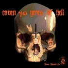 COVEN 40 Years Of Hell album cover