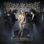 CRADLE OF FILTH Cryptoriana - The Seductiveness of Decay album cover