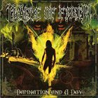 CRADLE OF FILTH Damnation and a Day album cover
