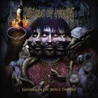 CRADLE OF FILTH Godspeed on the Devil's Thunder: The Life and Crimes of Gilles de Rais album cover